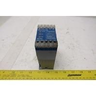 Schleicher SNO 2003-120 120V 50/60Hz Safety Relay