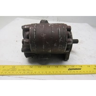 Cessna Geared Hydraulic Pump Spline Shaft