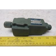 Yuken DT-01-22 Hydraulic Relief Valve