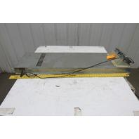 """HUC 3T2A 47-1/2"""" x 13-1/2"""" x 3"""" Electrical Enclosure Cooling Unit 110V"""