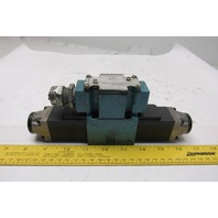 Rexroth 4WE6E52/AW120-60 N9DALV Hydraulic Directional Control Valve