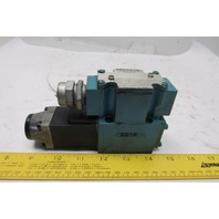 Rexroth 3WE6A52/AW120-60 Hydraulic Directional Control Valve 120V