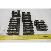Little Fuse L60030M-1SQ 600V 30A Fuse Block Lot Of 24