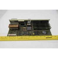 Siemens 6SN1118-0DM23-0AA0 Ver. D Simodrive Servo Amplifier Axis Module  Card