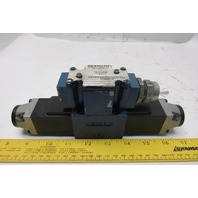 Rexroth 3WE6L52/AW120-60 Hydraulic Directional Control Valve 120V