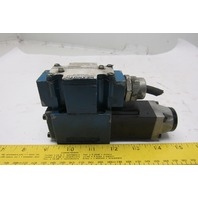 Rexroth 4WE6EA52/AW120-60 Hydraulic Directional Control Valve 120V