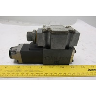 Rexroth 4WE6X4A-52/AW120 Hydraulic Directional Control Valve 120V