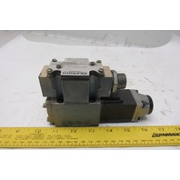 Rexroth 4WE6D52/AW120-60N9DALV Hydraulic Directional Control Valve 120V
