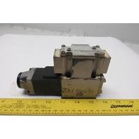 Rexroth 4WE6GA52/AW120-60N9DALV Hydraulic Directional Control Valve 120V