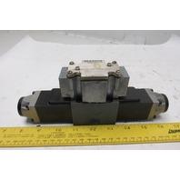 Rexroth 4WE6D52/0FAW120-60N9DALV Hydraulic Directional Control Valve 120V