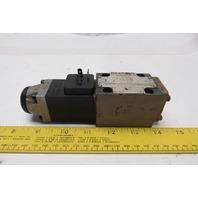 Rexroth 4WE6D51/AW120-60NZ4/B10/5V Hydraulic Directional Control Valve 120V