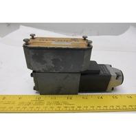 Rexroth 4WE6Y52/NDV Hydraulic Directional Control Valve 120V