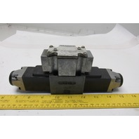 Rexroth 4WE6R52/AW120-60NDAL Hydraulic Directional Control Valve 120V