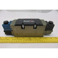 Ross W6577A3401 Solenoid Operated Pneumatic Valve 24VDC Coil