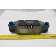 Ross W6576A3407 Solenoid Operated Pneumatic Valve 24VDC Coil