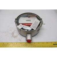 Honeywell C437J 1008 Gas Pressure Switch