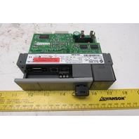 Allen Bradley 1747-L542 Ser C Rev 7 SLC 500 Processor Unit Parts/Repair AS IS