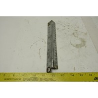 "Clausing Drill Press Depth Gauge Plate 0-160mm 0-6"" Aluminum"