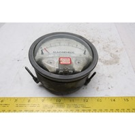 Dwyer 2005C Magnehelic Pressure Gauge 0-5in-h2o 1/8in NPT