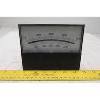 API 7804-0000 604 Temperature Display Control 0-800°