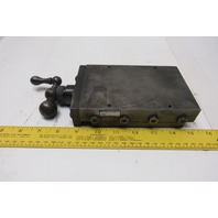 "Russel1 Gilman L4-6-1-M-L Precision Dovetail Machine Slide  6 x4"""