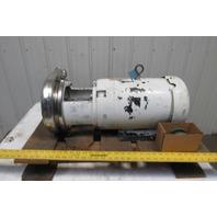 Baldor CWDM3710T 7-1/2Hp 1780RPM 208-230/460V Motor Stainless Steel Pump