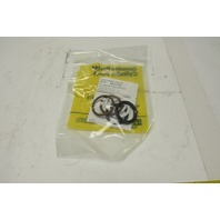 """Parker PK152HLL05 1-1/2"""" Viton Piston Seal Kit"""