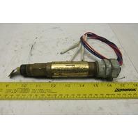 """Dwyer Instruments V6EPBBS2B Flotect 125/250V Flow Switch 1/2"""" NPT"""