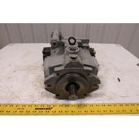 "RL50-7001 RBKX PCX3XX-XX Hydraulic Motor 1-1/4"" Shaft 1-1/4"" NPT"