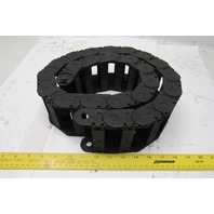 """Igus 250 07.075 1"""" x 3"""" Cable Carrier Energy Drag Chain 47"""""""