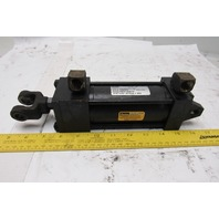 """Parker 0.200 BB2ALU14A 3.500 2"""" Bore 3-1/2"""" Stroke Air Cylinder"""