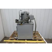 Tec Hackett F-2798B 5Hp 3Ph 230/460V 3500PSI 5.25 GPM 14Gal Hydraulic Power Unit