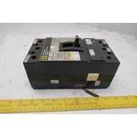 Square D KHL3625025DC2351 250A 3 Pole Circuit Breaker 500V DC