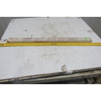 "Crown HW-10 1/16"" x 36"" Hot Work Tool Steel Welding Rod Wire 5Lbs. Box"