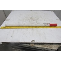 """Inweld AWS A5.8 3/32 x 36"""" Flux Coated Low Fuming Bronze Brazing Rod 10Lbs."""