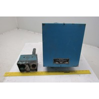 Neutrol E-300 115VDC 350Sq.Ft. Magnetic Chuck Control Demagnetizer W/ Remote