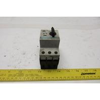 Siemens 3RV1021-4BA10 Sirius 3R 14-20A 690V MAX Manual Starter Circuit Breaker