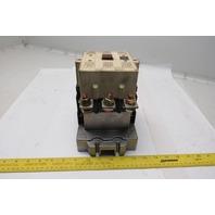 Fuji SC-8N 600V 132Kw MAX Magnetic Starter 120V Coil