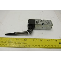 Parker PXC-K21 Pneumatic Lever Actuated Limit Switch 9Bar Max