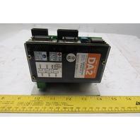 Sanyo Senki DA2F020DV57S01 DC Servo Amplifier
