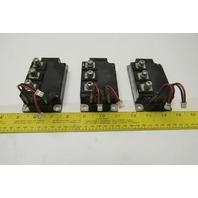 Mitsubishi CM150DU-24F 150A 1.2kV 600W Transistor Module Lot Of 3