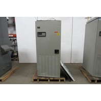 Libert BU071WGAGS060272 Liebert Upflow liquid Cooled AC 460v 3Ph