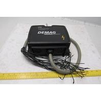 Demag DRC-MP D2 ID 773 594 44 42-240VAC 2 Ton Crane Remote Receiver Module