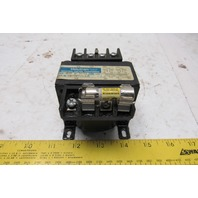 Valutran V075BTZ13JK 220-480V Primary 115-120V 50/60Hz 0.75kVa Transformer