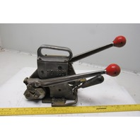 """Signode Model AM-34 3/4"""" Combination Banding Strapping Seal Crimper"""