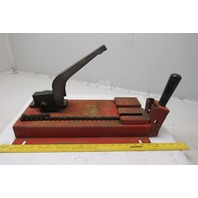 Milwaukee Vintage Portable Band Saw Table Chain Clamp