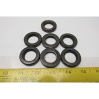 "7/8"" ID x 1-7/16"" OD Thick Spacer Washers 19/64"" T Lot Of 7"