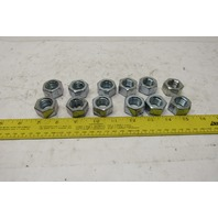 3/4-10 Hex Nuts Lot Of 12