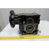 LAIPPLE KEB MKS 102 V5 12.4:1 Ratio Cast Iron Gear Box Speed Reducer C Face