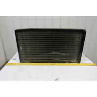 """Industrial AC Coil Condenser Evaporator Reassembly 31x18"""" 1/4Hp 460V 1Ph"""
